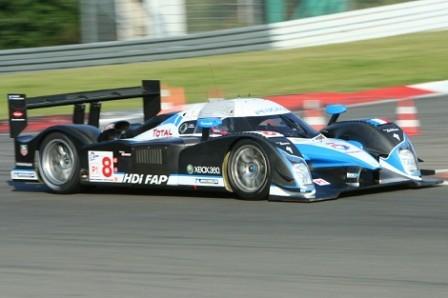 Peugeot dominó en los 1000 km de Nurburgring