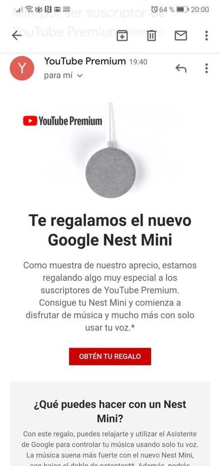 Google Home Youtube