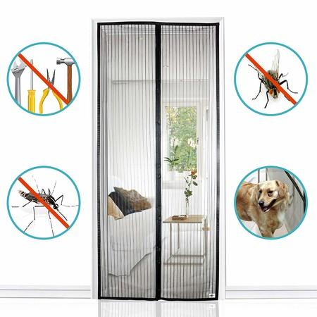 Las mejores cortinas mosquiteras de Amazon (o al menos las mosquiteras más vendidas)