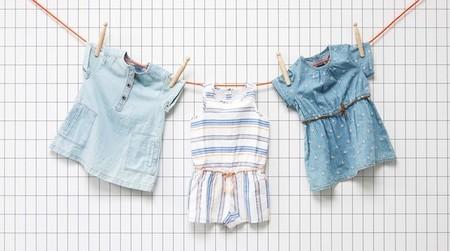Moda Verano 2014 para bebés y niños: ropa denim para los más pequeños