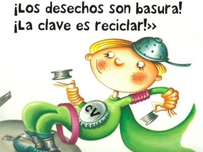Seis libros infantiles para cuidar el medio ambiente