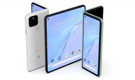 La pantalla plegable del 'Google Pixel Fold' será de Samsung y tendrá 7,6 pulgadas, según la última filtración