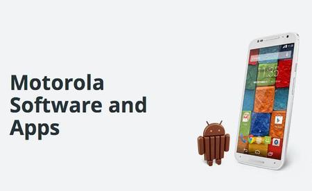 Motorola actualiza sus aplicaciones Galería, Cámara y Voz con nuevas características