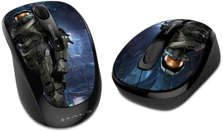 El nuevo ratón de Microsoft es para Halo