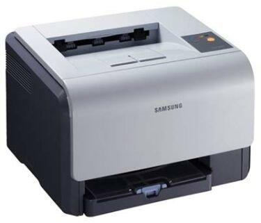 Samsung CLP-300, la impresora láser a color más pequeña