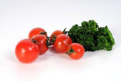 El peligro de comer verduras frescas por la noche