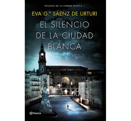 El Silencio De La Ciudad Blanca Libros Que Seran Pelicula En 2019
