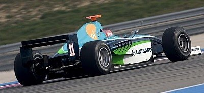 ¿Rossi a la GP2?