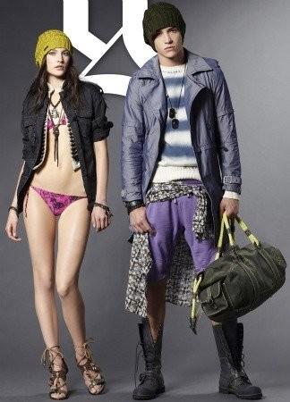 El lookbook completo de Galliano para la Primavera-Verano 2011
