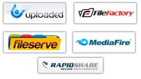 Otros servicios similares a Megaupload