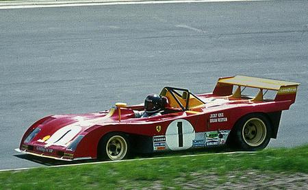 Ferrari 312PB - Jacky Ickx