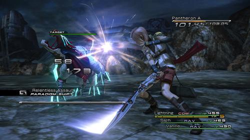 Foto de 'Final Fantasy XIII', nuevas imágenes (6/21)