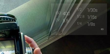 Google Glass Light Meter, un fotómetro en tu ojo