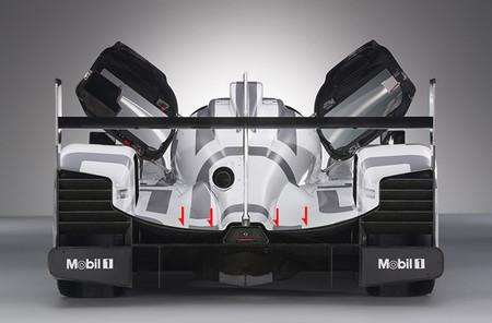 Se cuestiona la legalidad del Porsche 919 Hybrid