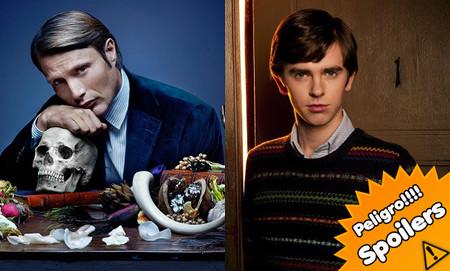 'Hannibal' y 'Bates Motel', dos caminos diferentes para un mismo destino