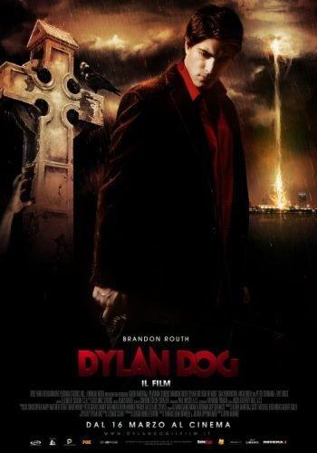 'Dylan Dog: Los muertos de la noche', cartel