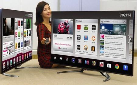 LG renueva sus modelos de Google TV para 2013