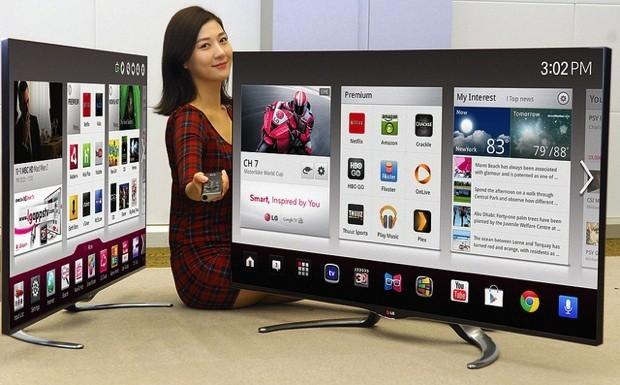 Nuevos LG con Google TV