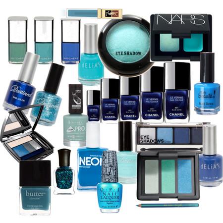 Chanel avanza el azul... y todos le siguen