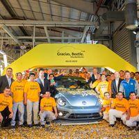 Adiós al Volkswagen Beetle: el 'Escarabajo' del siglo XXI deja de producirse y será sustituido por un SUV