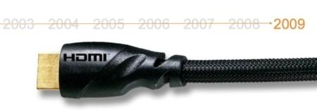 Cables HDMI historia