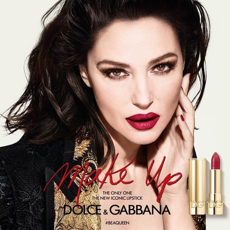 Dolce Gabbana Be Queen Makeup Campaign05