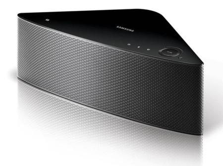 Samsung Shape, un sistema de sonido con altavoces inalámbricos al estilo Sonos