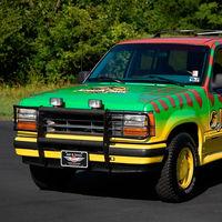 El Ford Exporer de Jurassic Park resucita y puede ser tuyo... si estás dispuesto a pagar 11.140 euros