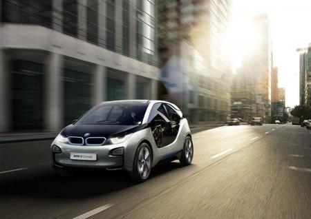 BMW i3 Concept, el eléctrico de BMW para la gran ciudad