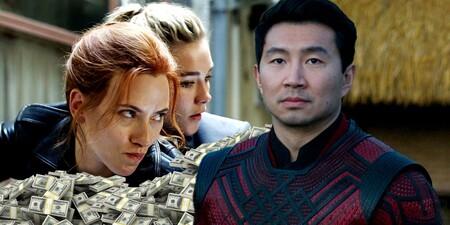 'Shang-Chi' supera a 'Viuda Negra' y ya es la película más taquillera en Estados Unidos desde el inicio de la pandemia