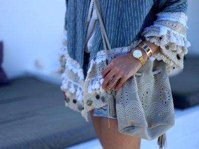 Duelo de kimonos: Zara firma la prenda estrella de las bloggers