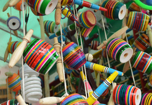 Juguetes artesanales mexicanos: diversión y cultura para todas las generaciones