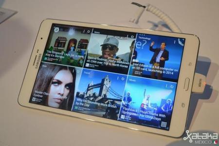 Samsung Galaxy Tab Pro 8.4, 10.1 y 12.2