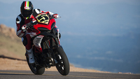 Pikes Peak International Hill Climb 2012: Carlin Dunne y la Ducati Multistrada 1200 siguen mandando