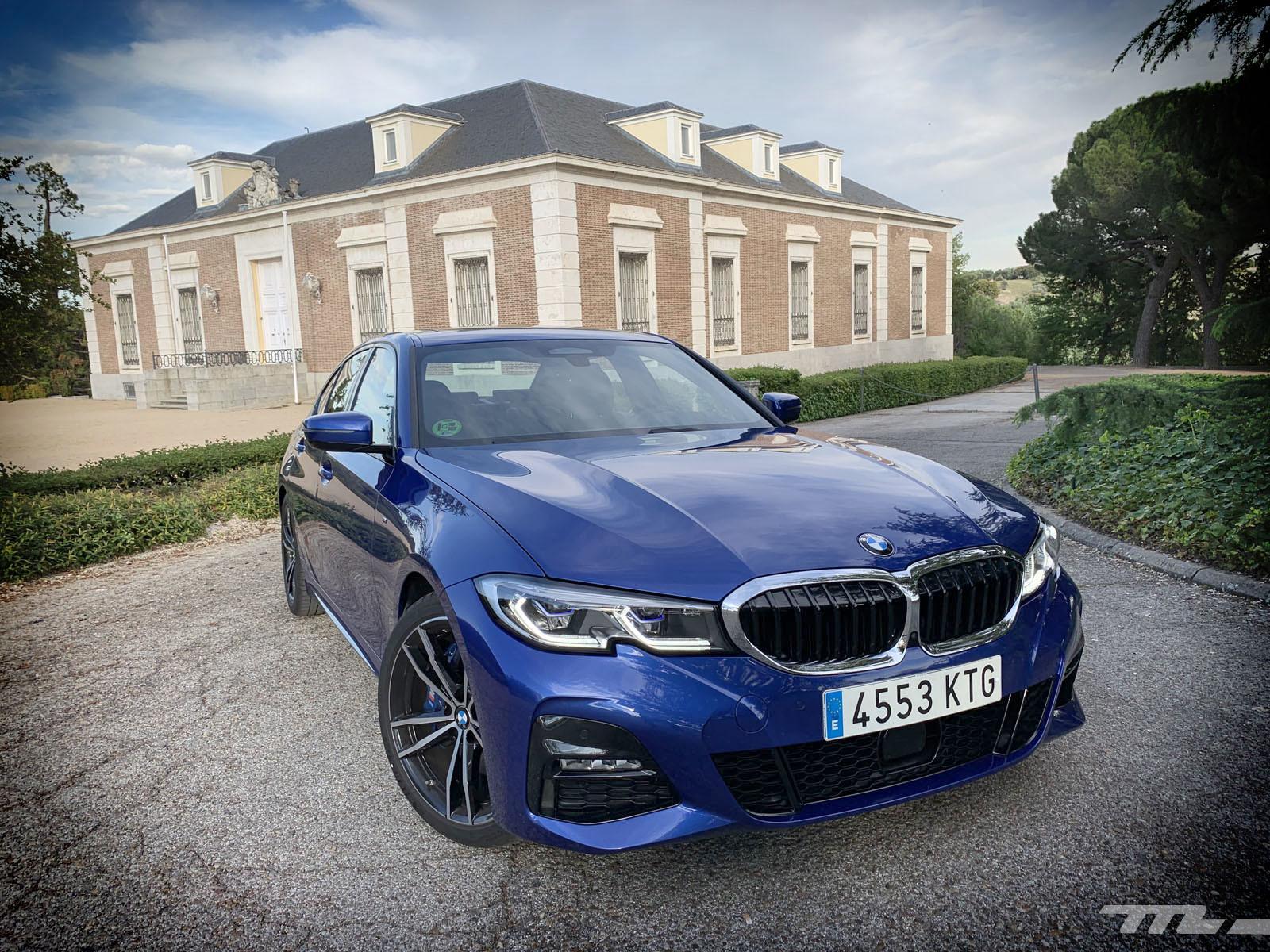 Foto de BMW 330i (prueba) (3/48)