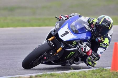 Cameron Beaubier World Sbk Yamaha2