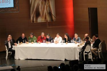 Asistimos a la última cena servida por Marcelo Tejedor de Casa Marcelo