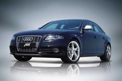 Audi S4 por Abt Sportsline