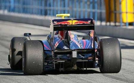 El doble difusor de Red Bull-Toro Rosso llegará en Mónaco