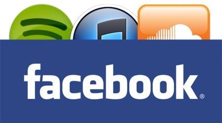 Facebook tiene grandes planes para entrar en el sector musical