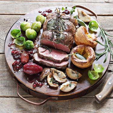 Las nueve mejores recetas de solomillo de ternera para triunfar en Navidad