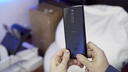 Sony Xperia 1 Trasera