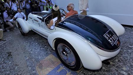 Alfa Romeo 6C 1750 GS, ganador de Villa d