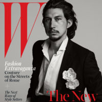 W Magazine (II): Adam Driver
