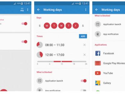 AppBlock - Stay Focused, aléjate de las apps que te distraen cuando necesitas concentrarte