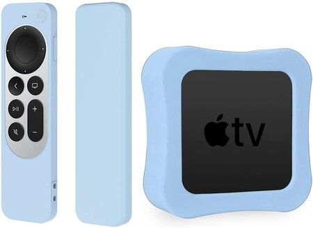 Funda Siri Remote Apple Tv 4k Aimok