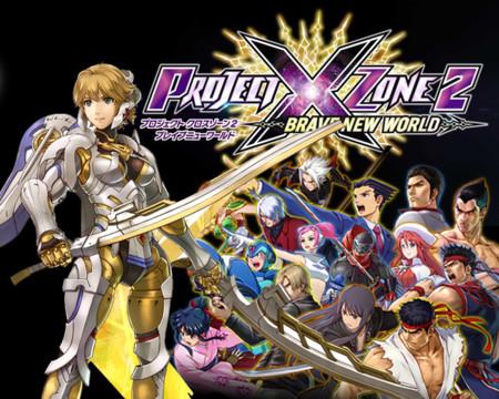 Nintendo se suma a Capcom, Bandai Namco y Sega en Project X Zone 2