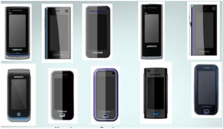Samsung muestra diez prototipos anteriores al iPhone para demostrar que no plagió a Apple