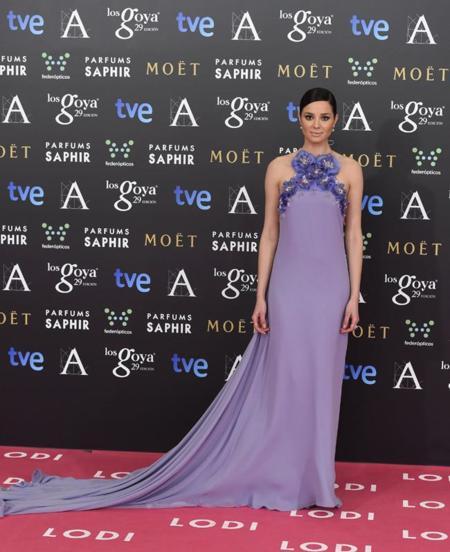 Dafne Fernández Premios Goya 2015