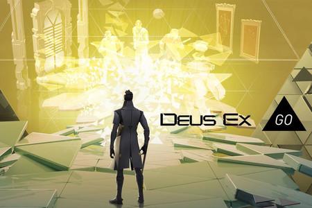 Deus Ex GO se puede descargar gratis por tiempo limitado en Google Play y la App Store